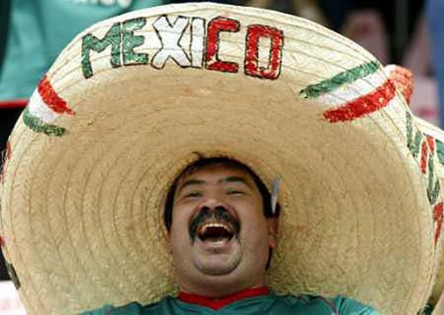 MEXICO. Llegadas