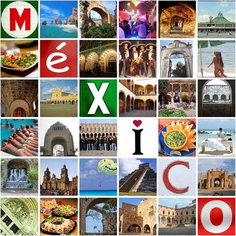MEXICO, Llegadas