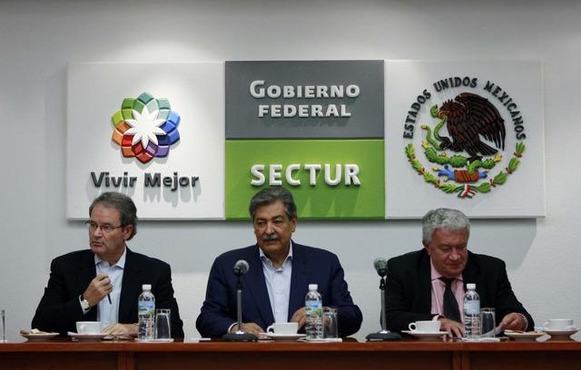 MEXICO. Consejo Nacional de Turismo.