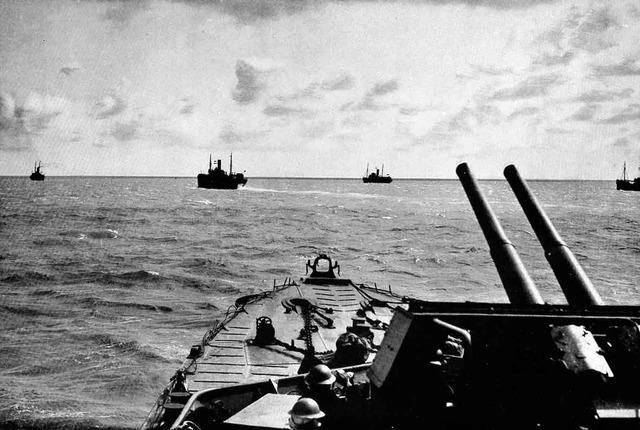 The Battle of Atlantic