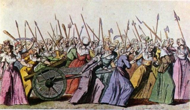 Retorno de Luís XVI de Versalhes