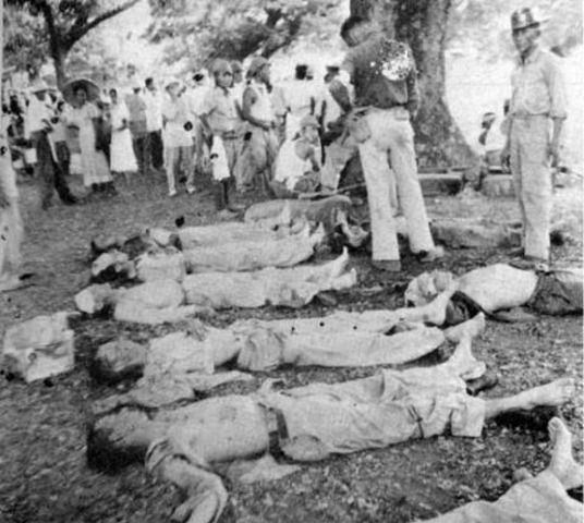 Bataan Death March/Phillipines fall to Japan