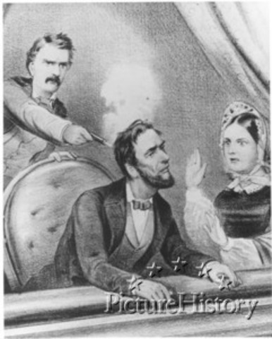 assassination of lincon