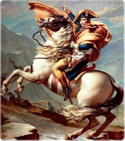 Napoleão vence os Austriacos na Ítalia