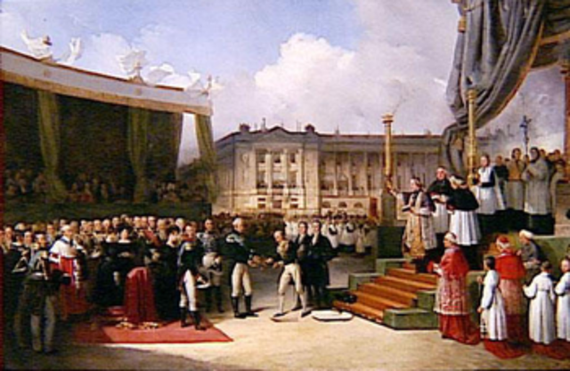 Fundação da 1° república Francesa