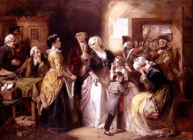 Tentativa de fuga do Rei Luís XVI ( Fuga de Varennes )