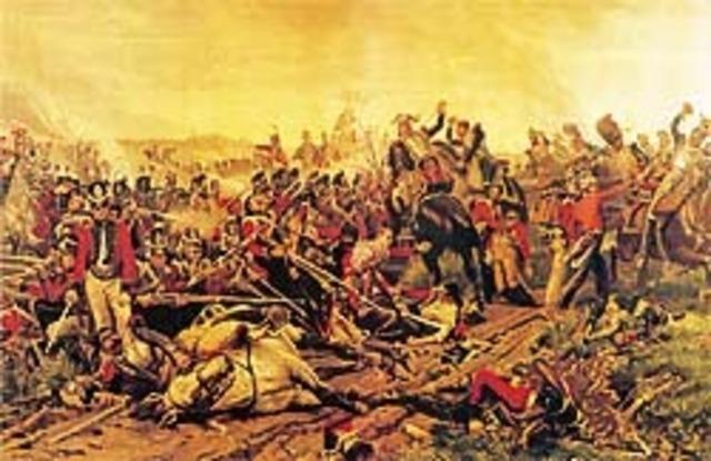 Início da guerra contra a Áustria e a Prússia