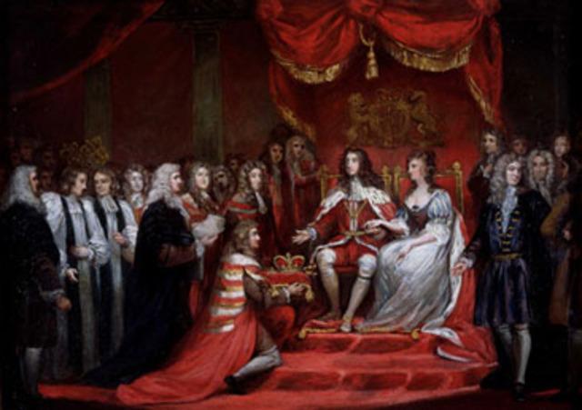 Fim da monarquia absolutista