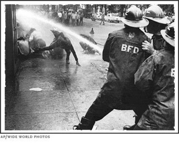 16. Birmingham Confrontation