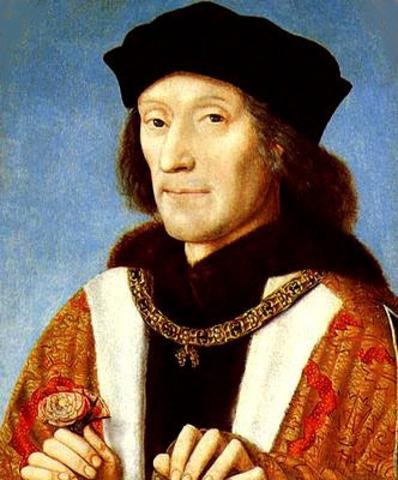 Death of Henry VII