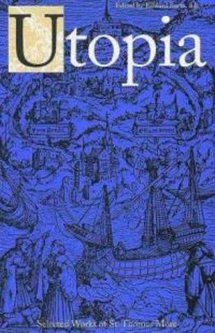 """Published book """"Utopia"""""""