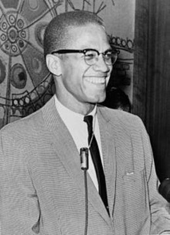 Death of Malcolm X