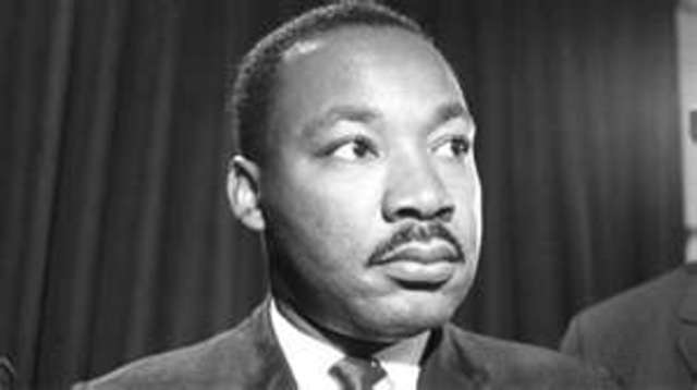 martin Luther King's death