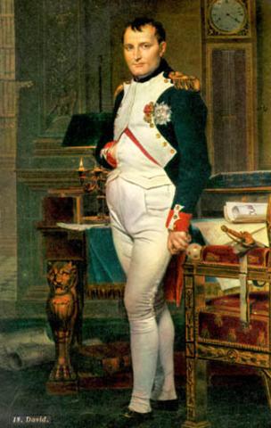 Napoleão Chefia um Golpe de Estado