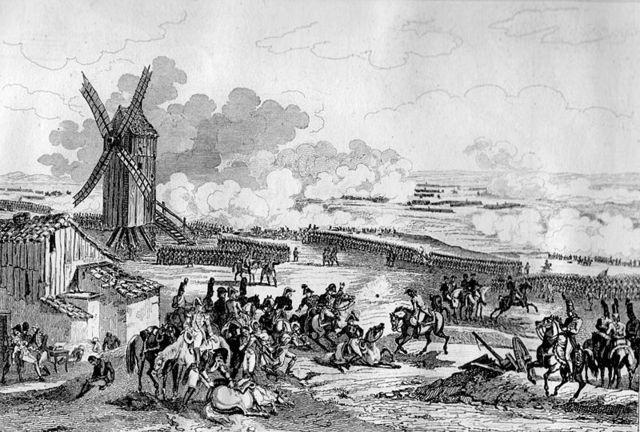 Começa a Batalha de Valmy