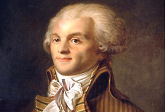 Morte de Robespierre, Saint-Just e seus companheiros