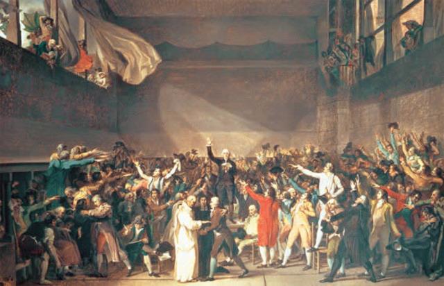 Aprovada a constituição repúblicana (ano I)