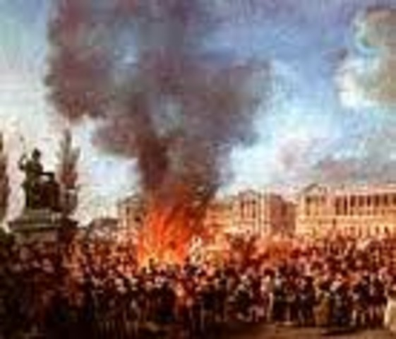 Opositores da revolução são mortos