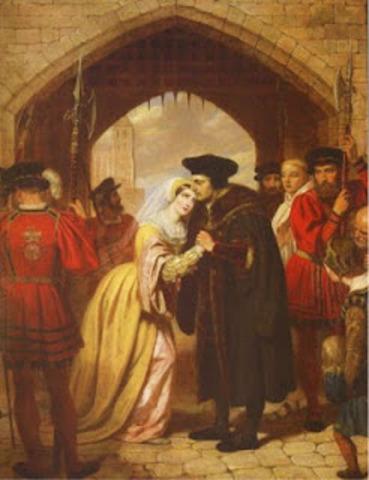 Thomas marriage