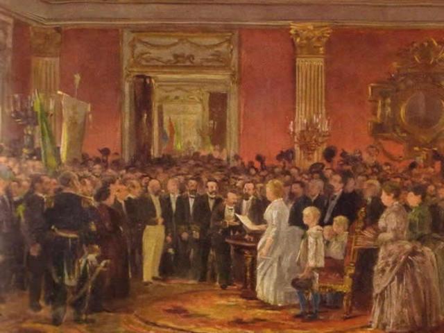 Proclamação da Primeira República Francesa