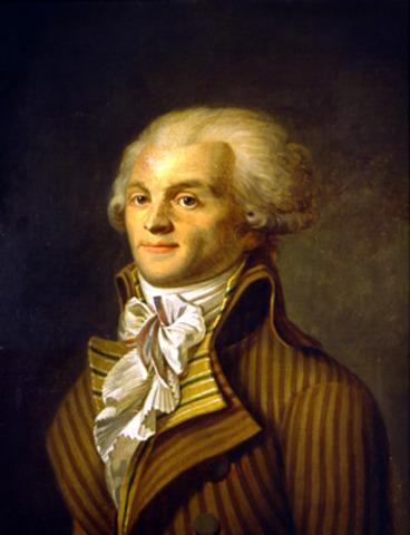 Eleição Robespierre