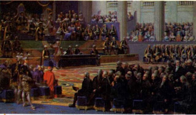 Proclamação contra da Assembleia Nascional constituinte