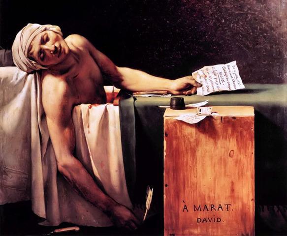Morte de Jean-Paul Marat