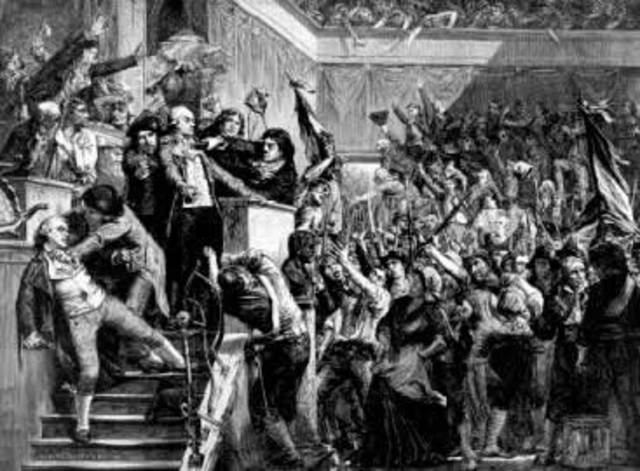 Ascenção dos Jacobinos