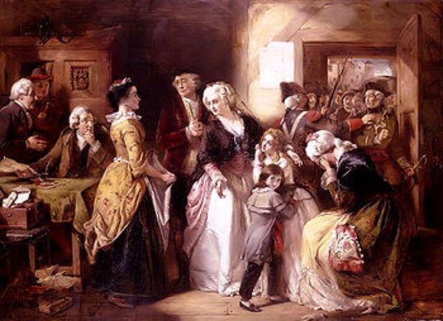 Fuga de Luis XVI