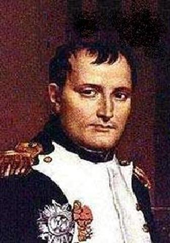Inicio ao Consulado de Bonaparte