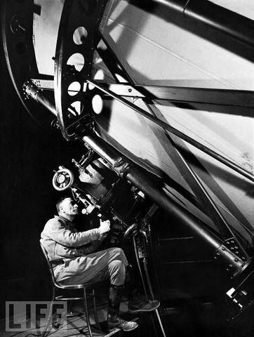 Edwin Powell Hubble Born