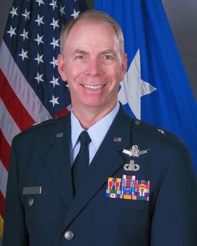 CO Brig. Gen. William  Hudson named JTF-DNC CDR