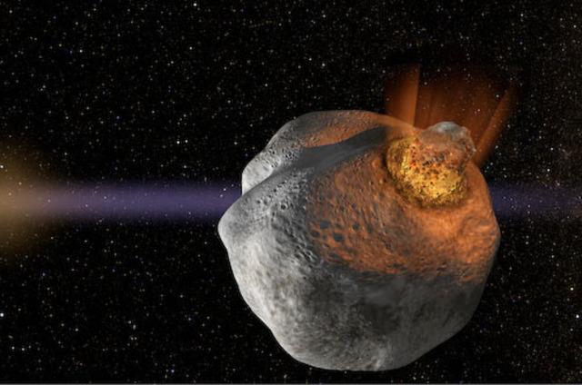 4.6 (BYA) Formation of Earth