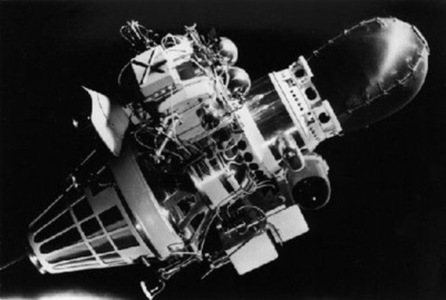 Soviet Luna 6 is launched