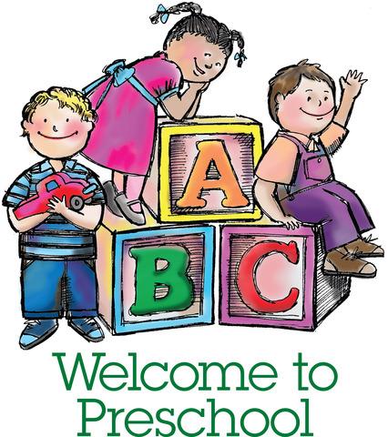 I started preschool at Tiny Tots