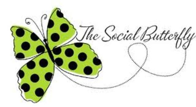 Won the Social Butterfly Award