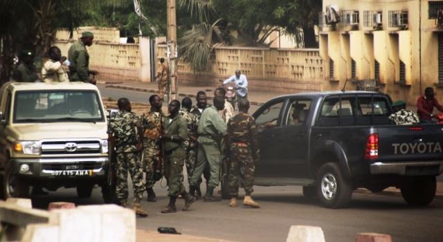 Coup d'Etat contre le Président Amadou Toumani Touré