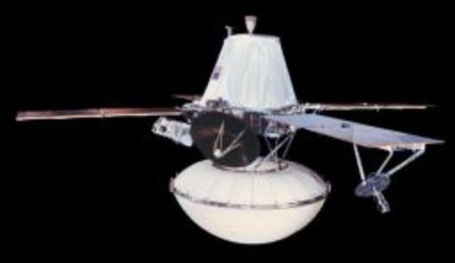 The journey of Viking 1