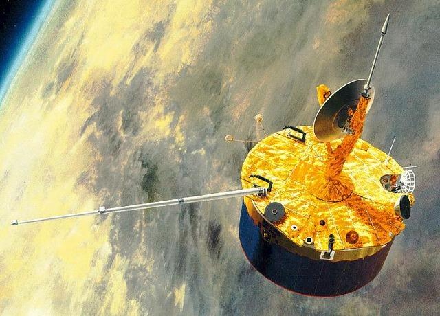 Pioneer Venus 1 (Pioneer Venus Orbiter)