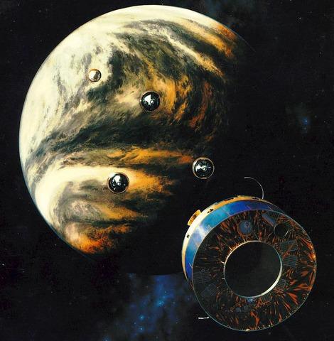 Pioneer Venus 2 (Pioneer Venus Multiprobe)