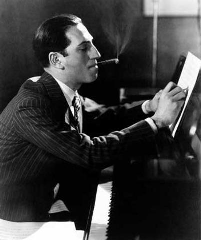 An American in Paris, Gershwin