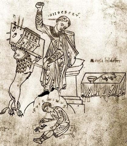 "ART  ""St Augustines Civitas dei"""