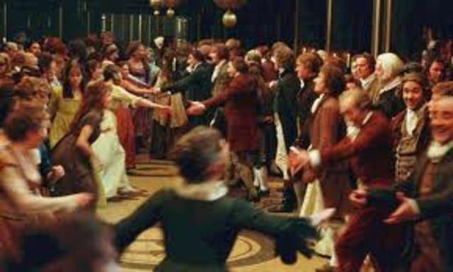 The Meryton Ball