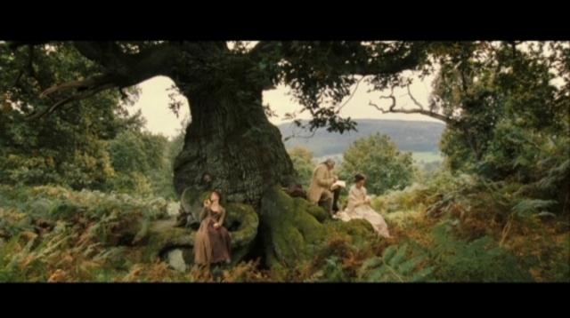 Elizabeth visits Derbyshire with the Gardiners