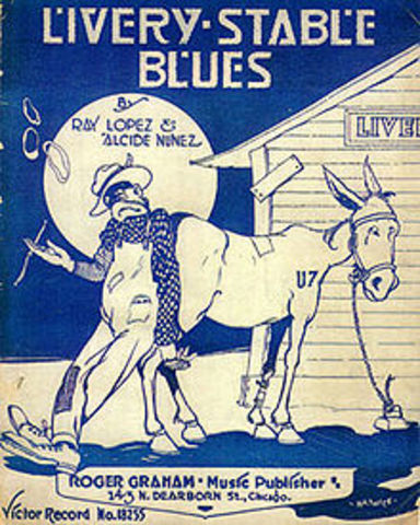 """""""Livery Stable Blues"""""""