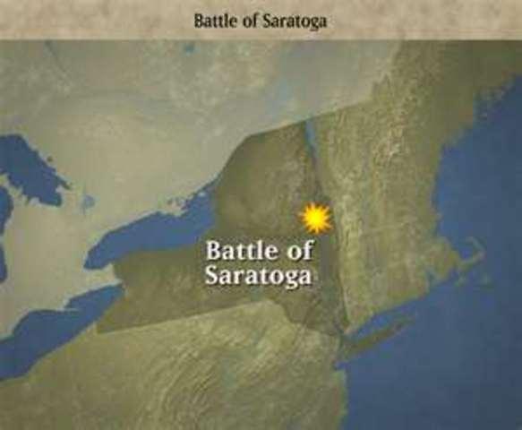 Americans win at Saratoga