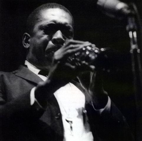 John Coltrane is Born