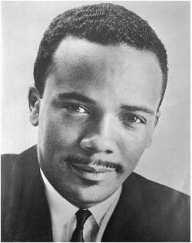Quincy Jones is Born