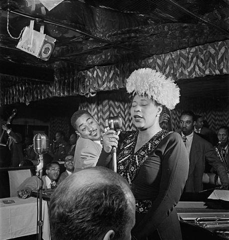 Ella Fitzgerald is Born