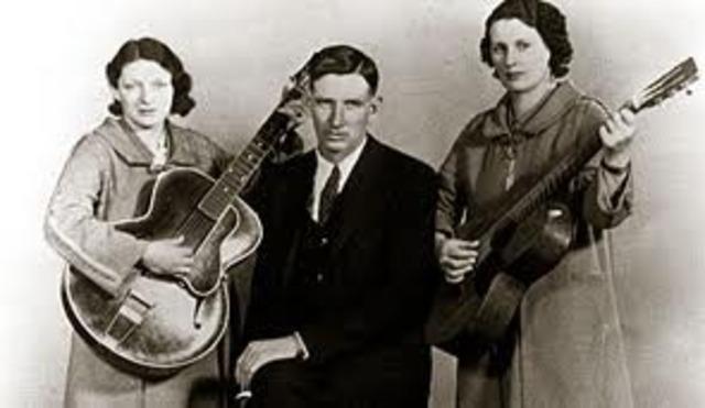 First Hillbilly music stars